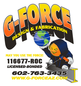 G-Force Design & Fabrication | Structural Steel | Concrete